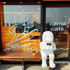 Cama咖啡澎湖馬公店